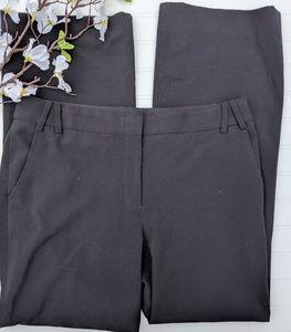 BCBGMaxazira Black Straight Trousers